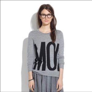 Madewell MOI sweater